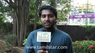 Dhruva at Thilagar Movie Press Show