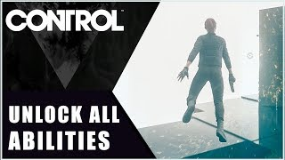 Control how to unlock abilities - Get all unavailable abilities