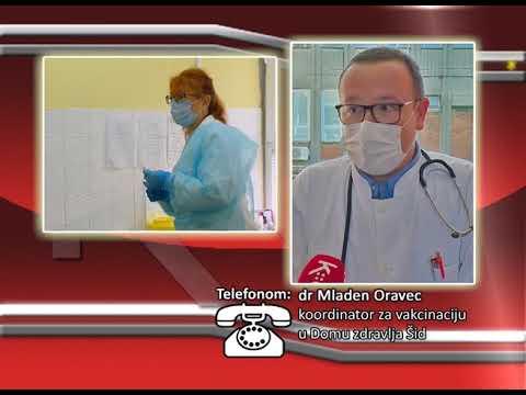 FONO:  dr Mladen Oravec - Imunizacija u šidskoj opštini