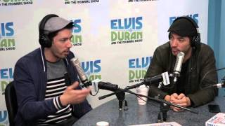 Property Brothers Interview | Elvis Duran Show