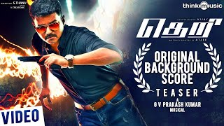 Theri BGscore on june22 birthday treat GV50