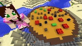 Minecraft: GIANT PIZZA CHALLENGE [EPS9] [35]