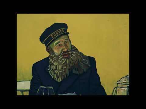 Loving Vincent Clip 'Absolutely Calm'