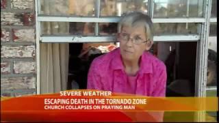 Escaping Death in Tornado Zone
