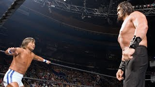 Today in WWE - The Great Khali destroys Funaki in his debut: SmackDown, April 21, 2006