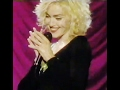 Madonna - Sooner Or Later - Hanky Panky - Now I'm Following You - Blond Ambition Tour - Barcelona