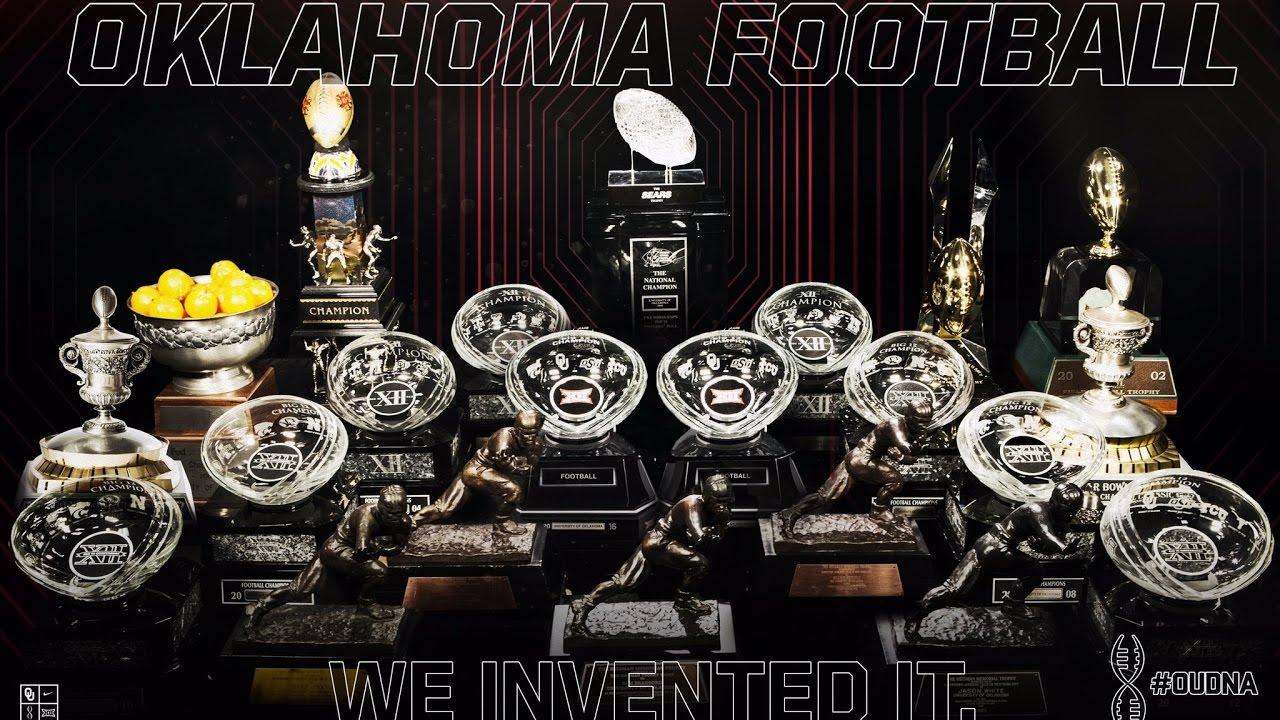 Watch 2017 Oklahoma Football Hype Video Hero Sports