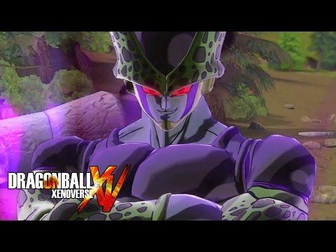 Trailer de Dragon Ball: Xenoverse