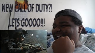 Call of Duty: Modern Warfare- Official Reveal Trailer [REACTION + THOUGHTS]