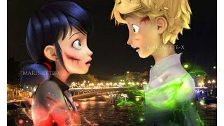 Identities revealed😍(1)🐞😺(Miraculous / Adrienette) #STORY