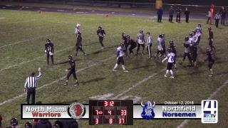 North Miami Football vs Northfield