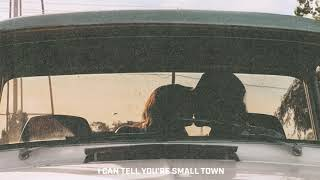 Noah Hicks I Can Tell You're Small Town