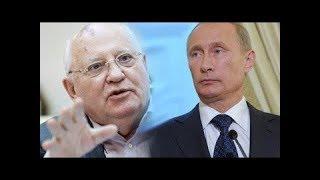 Кремль в ЯРОСТИ!!! - Неожиданная ПРАВДА из уст ГОРБАЧЕВА взорвала Россию!!!