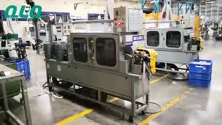 QLQ Zipper Machine workshop