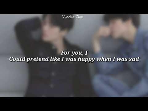 BTS (방탄소년단) - Fake Love (English Lyrics/Karaoke/Instrumental)
