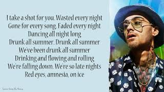 ZAYN    Drunk | Lyrics Songs