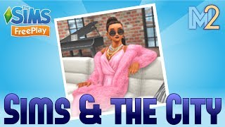 Sims FreePlay - Sims and the City Quest (Tutorial & Walkthrough)