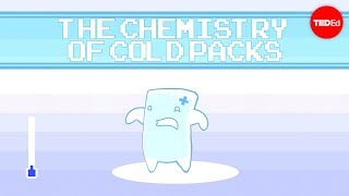 The chemistry of cold packs – John Pollard