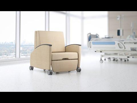Aloe Sleeper Chairs by healtHcentric