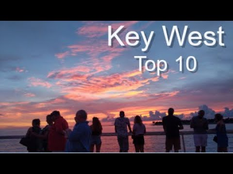 Video Key West, Florida: Top Ten Things To Do, by Donna Salerno Travel
