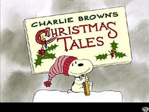 Charlie Browns Christmas Tales DVD movie- trailer