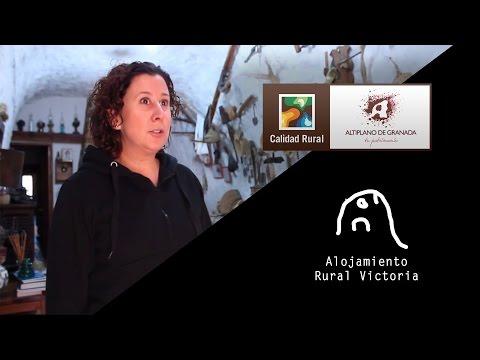 Alojamiento Rural Victoria. Empresas con Marca Altiplano de Granada