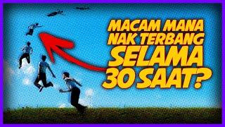 #SepantasMungkin | BAGAIMANA NAK JADI SUPERMAN SELAMA 30 SAAT??