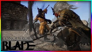 This MMO is AMAZING! - Conqueror's Blade