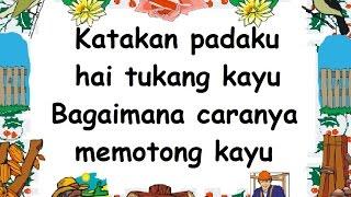 Download lagu Lagu Anak Tukang Kayu Mp3