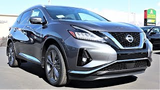 2020 Nissan Murano Platinum: The New Murano Is Better Than You Think!