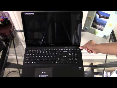 Unboxing: Sony Vaio Fit 15