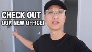 We Got A New Office! | WahlieTV EP585