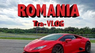 [Tra-VLOG] Romania was AWESOME & so is the Huracan by DoctaM3's Supercars Personified