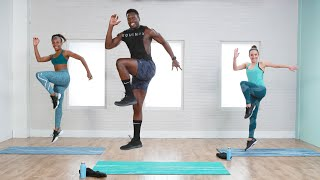 30 Minute No Equipment Full Body HIIT With Tabata Intervals