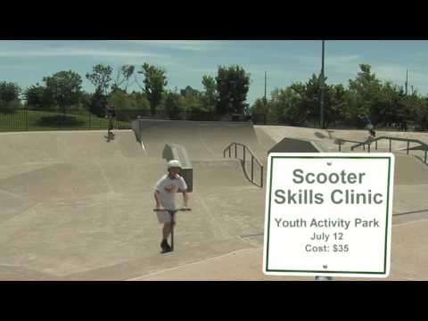 Scooter Skills Clinic - Begins July 12 - St. Charles County Government, MO