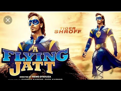 How Watch A Flying  Jatt Full Movies In Hindi