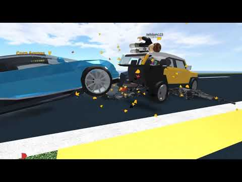 Car Crushers 2 Roblox
