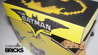 Lego Batman Movie Box Delivery from Warner Bros. Consumer Products