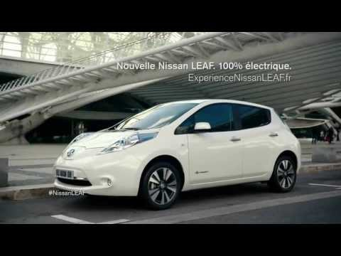 musique de pub nissan leaf 2013. Black Bedroom Furniture Sets. Home Design Ideas