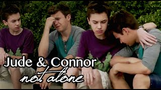 Jude & Connor • not alone • [3x03]