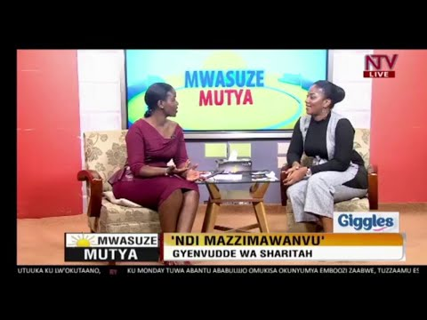 NTV Mwasuze Mutya: Emboozi ya Sharita Namusoke ow'emikolo n'embaga