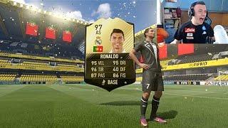 RONALDO TIF 97 IN A PACK!!!!!!!!!!!!! STAVO PER SVENIRE - FIFA 17 ITA