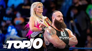 Braun Strowman's surprising tag partners: WWE Top 10, May 20, 2020