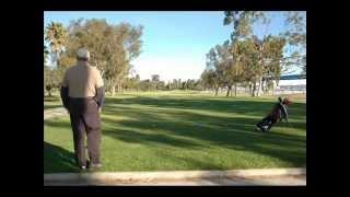 The Golf Course Travel Bag: Coronado Golf Course