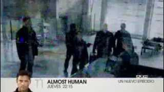 Almost Human - Sneak Peek #2 from Episode 3 (Spanish dubbed)