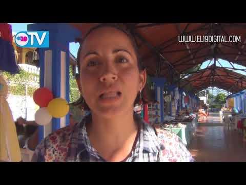 Inauguran Parque de Feria La Estación