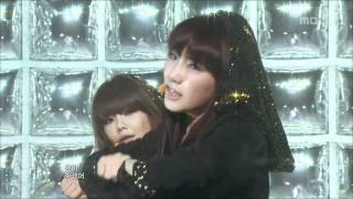 Girls' Generation - Run Devil Run, 소녀시대 - 런 데빌 런, Music Core 20100320