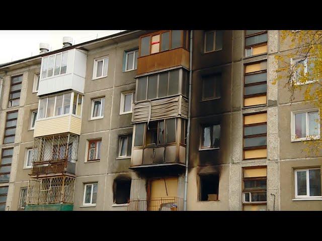 Жителям взорванного подъезда помогут с покупкой жилья