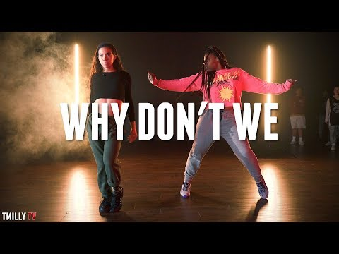 Austin Mahone - Why Don't We - Choreography By Willdabeast Adams