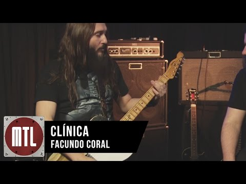 Coral (heavy metal) video Facundo Coral - MTL - Clínica Guitarra - MTL 2015